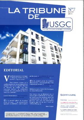 TRIBUNE USGC_POUGET Consultants