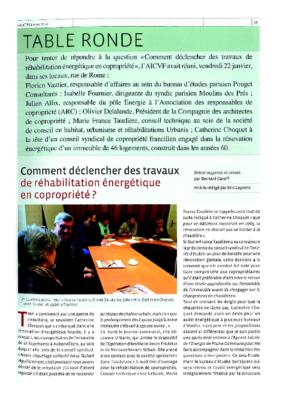 CVC_TABLE RONDE AVEC FLORENT LOUSSOUARN