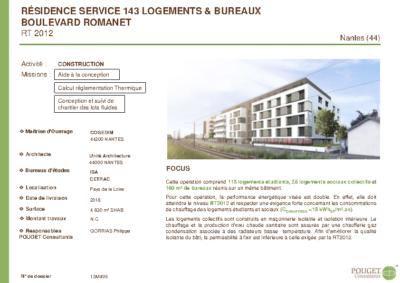 13M499_Résidence Service 143 logements_COGEDIM_NANTES (44)