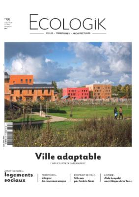 ECOLOGIK_VILLE ADAPTABLE BORDEAUX