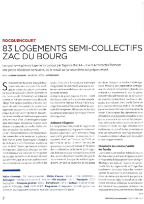 CONSTRUCTION MODERNE_ZAC DU BOURG A ROCQUENCOURT