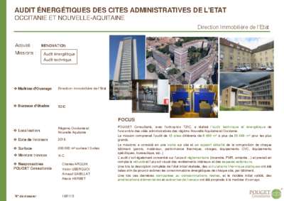 18R115_Audits énergétiques cités ADMIN_Direction Immobilière de l'Etat