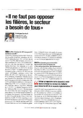 Les Cahiers Techniques du Bâtiment Rodrigue LECLECH